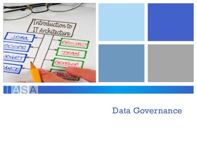 Data Architecture for Data Governance
