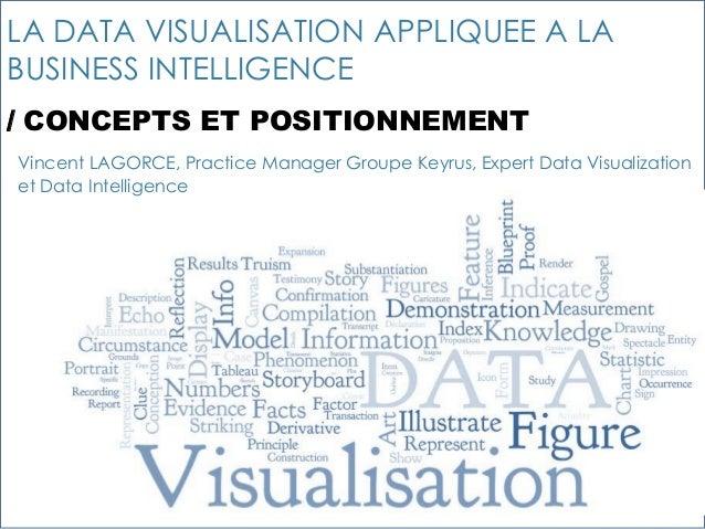 Data Visualisation, Business Intelligence et Big Data