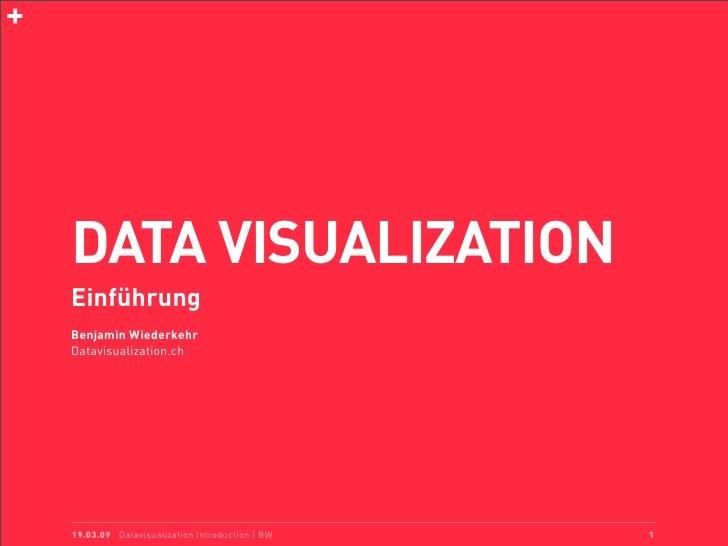 Data Visualization Präsentation