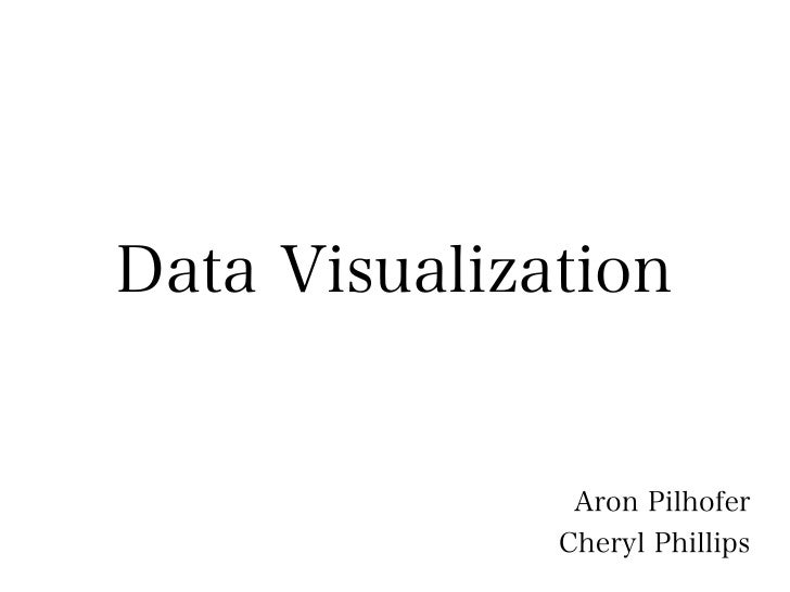 Data viz