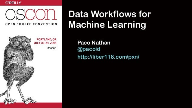 Data Workflows for 