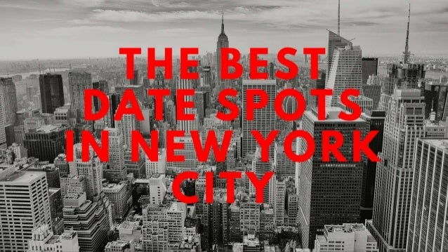 Best dating spots in nyc