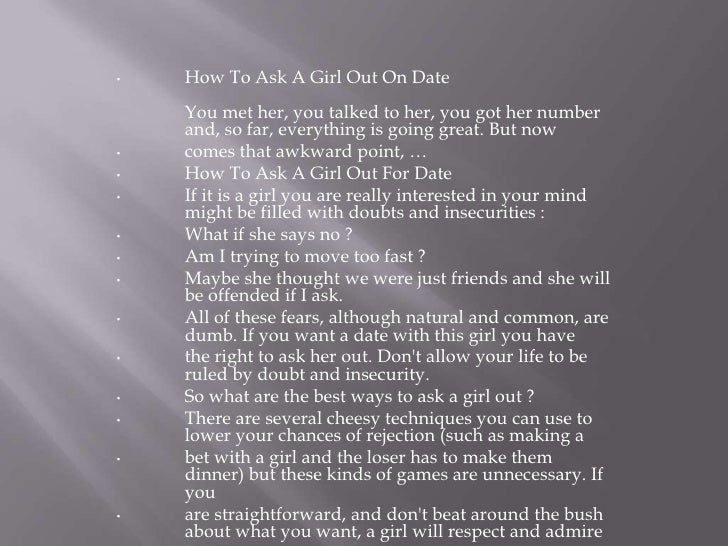 Date a girl in 1st meeting secret revealed..