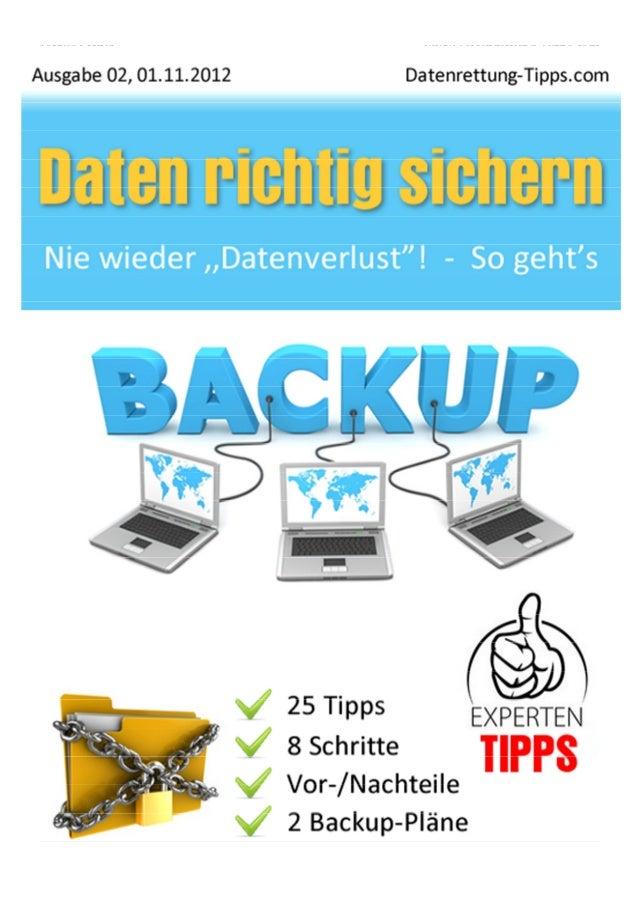 Marko Stanic                    www.Datenrettung-Tipps.com© GN Data Recovery Group GmbH                            0