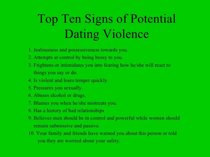 Watch Signs of Possessiveness in Relationships video