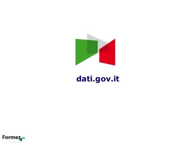 il portale Dati.gov.it e l'Infografica su open data in Italia