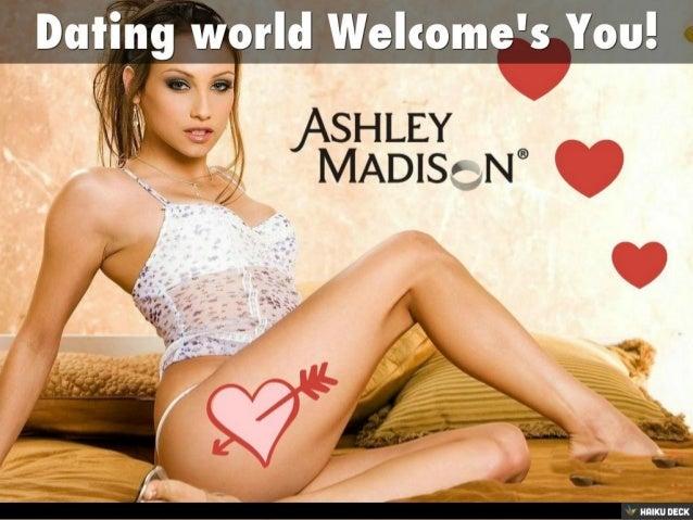 Ashley madison dating login