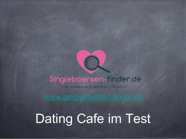 Dating Cafe im Testwww.singleboersen-finder.de