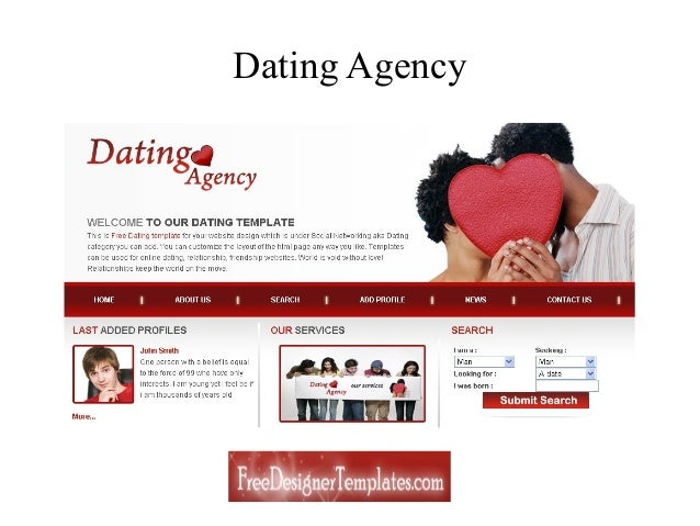 Free dating powerpoint templates