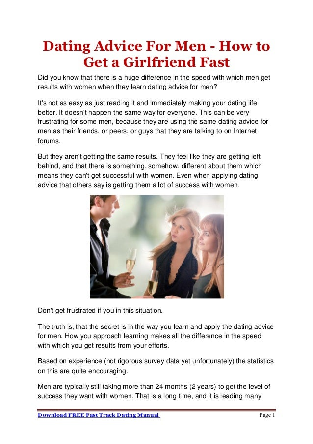 www realescorte dating tips for menn