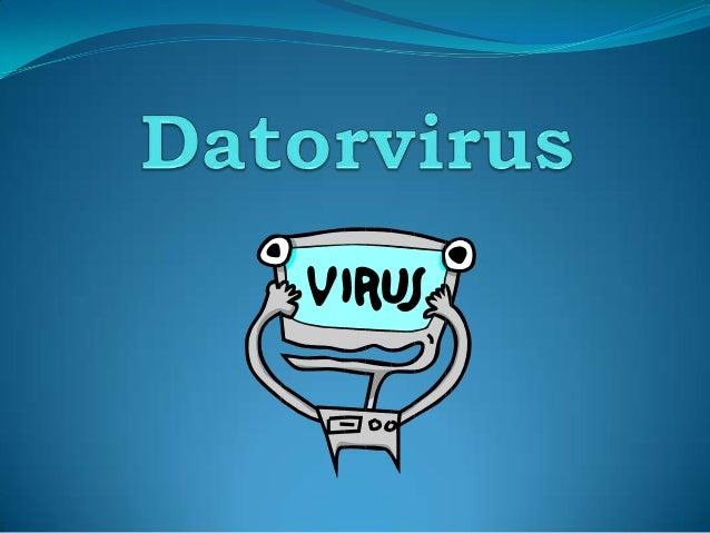 Datorvirus powerpoint (DV001G)