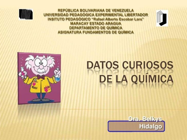 """REPÚBLICA BOLIVARIANA DE VENEZUELA<br />UNIVERSIDAD PEDAGÓGICA EXPERIMENTAL LIBERTADOR<br />INSITUTO PEDAGÓGICO """"Rafael Al..."""