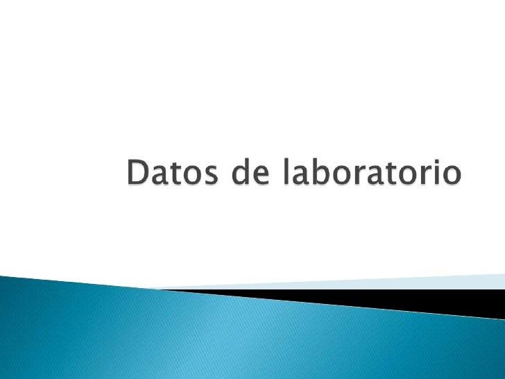 Datos de laboratorio (1)
