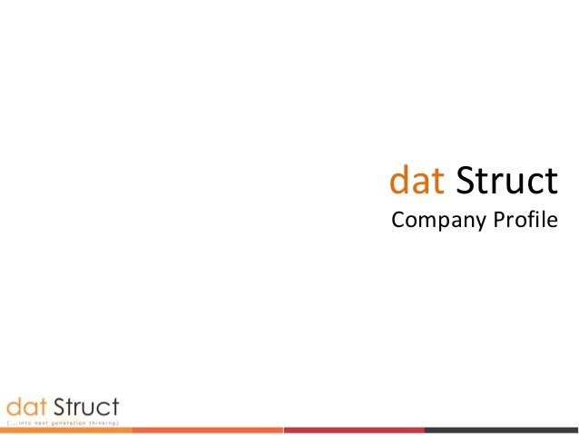 dat StructCompany Profile