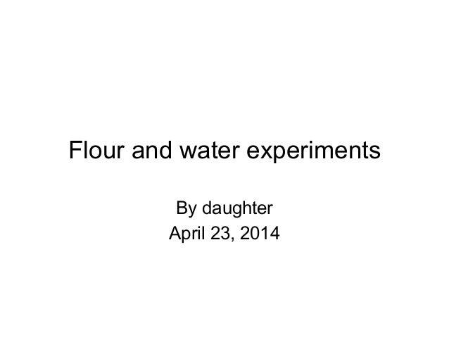 Daughter science