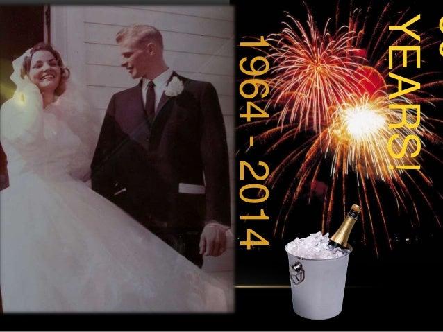 50 YEARS! 1964-2014