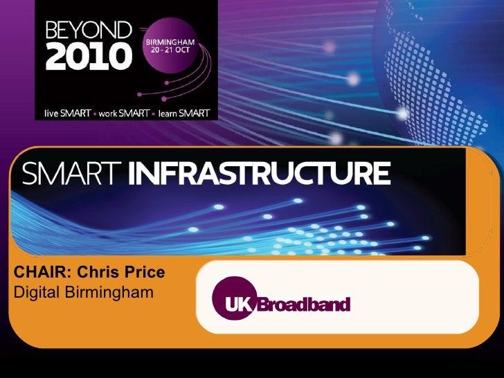 CHAIR: Chris Price Digital Birmingham