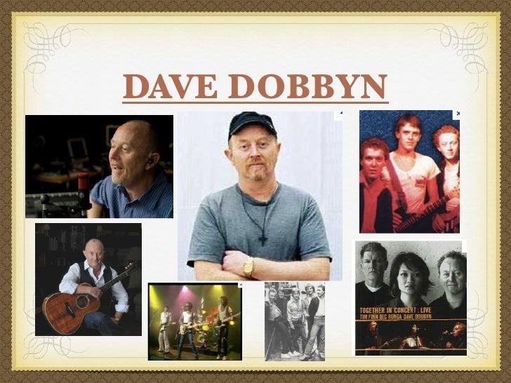 Dave dobbyn slide show