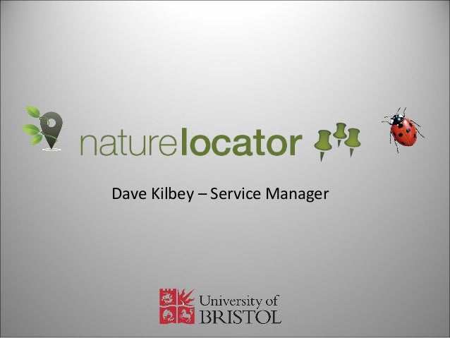 Dave Kilbey – Service Manager