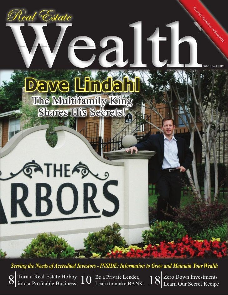 WealthReal Estate                                                                                   Fr                    ...