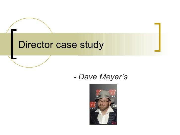 Dave Meyers