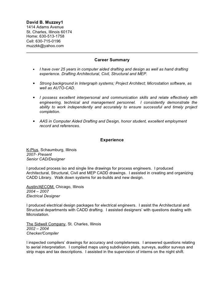 daves resume