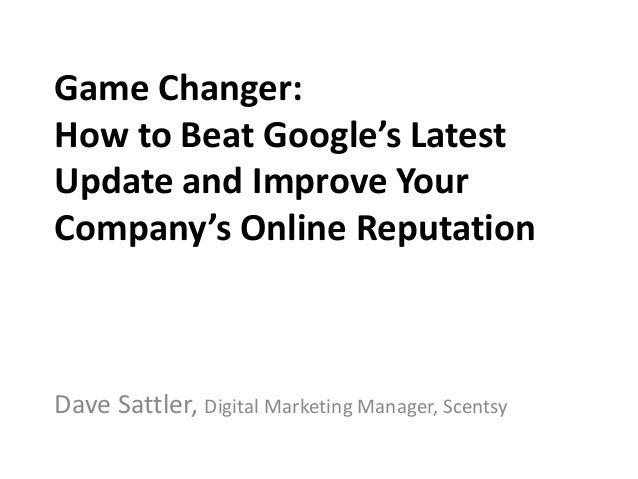 Google Panda, Penguin, Rise of Social Searc