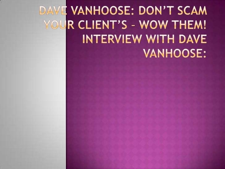 Dave van hoose2