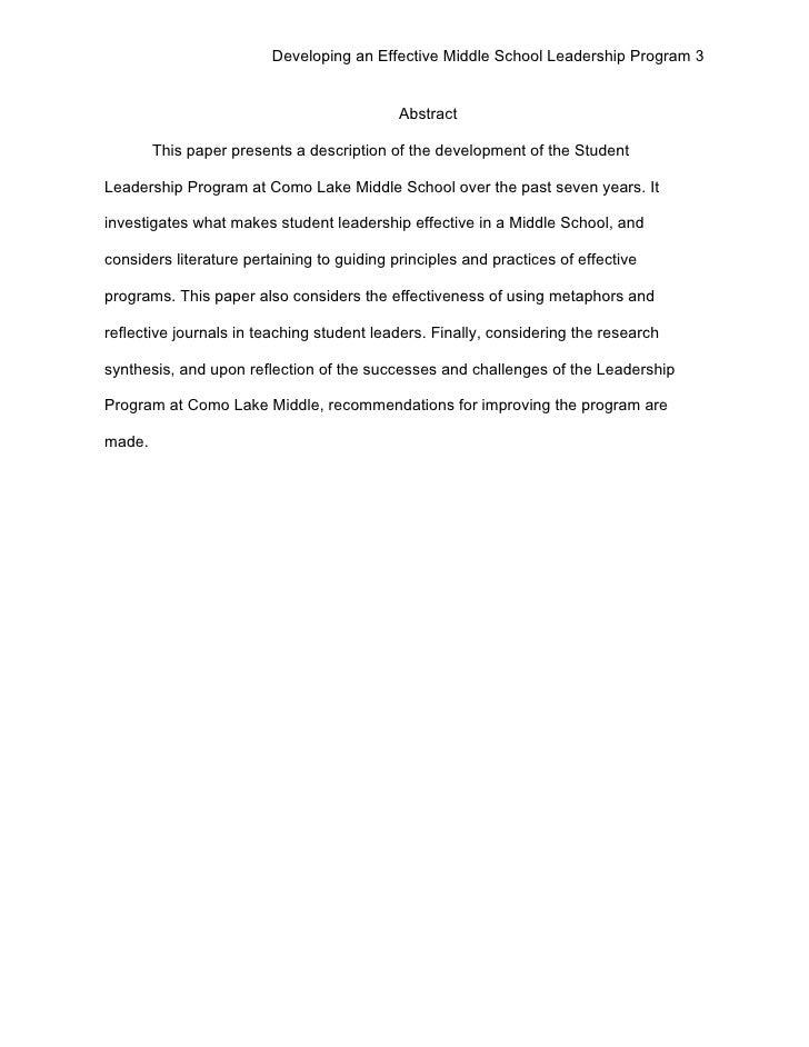student council application essay