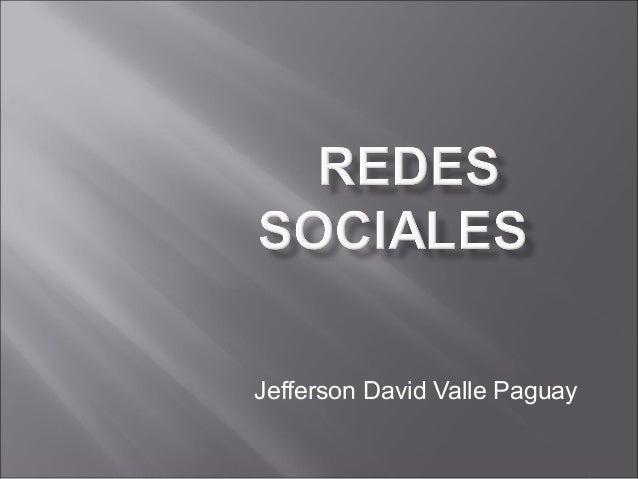 Jefferson David Valle Paguay