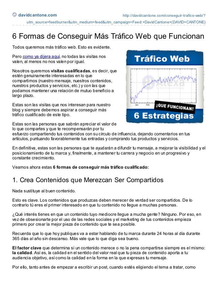 davidcantone.com                                         http://davidcantone.com/conseguir-trafico-web/?       utm_source=...
