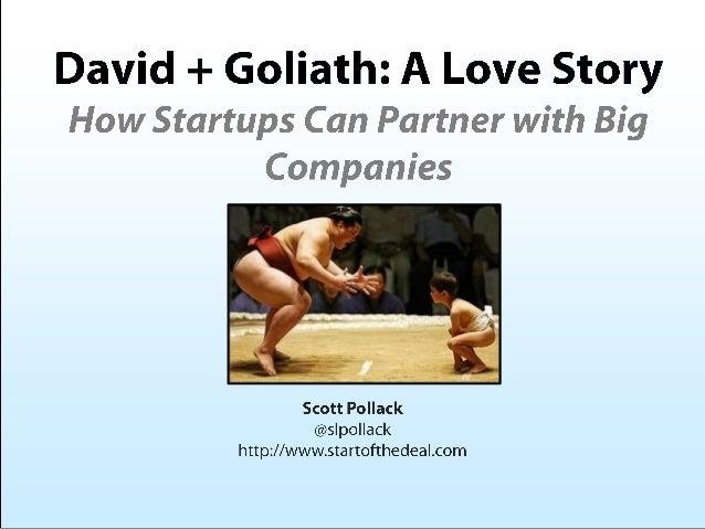David + Goliath: A Love Story
