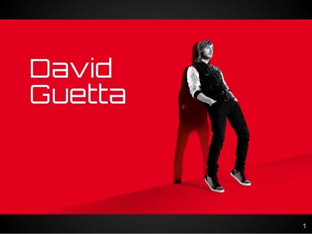 David Guetta David Guetta 1