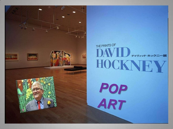 David hochney peintre anglais (majo)