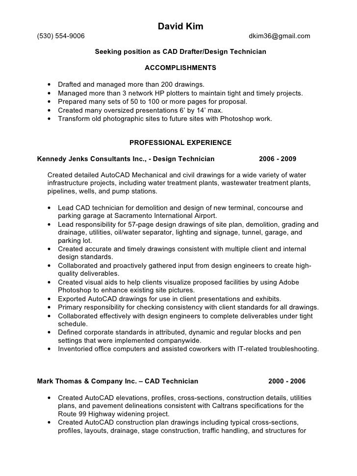 civil draughtsman cv sle 28 images sle curriculum
