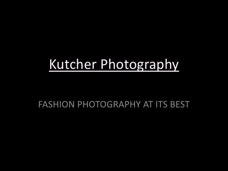 David Kutcher Photography