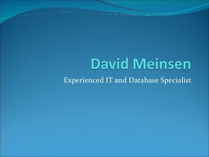 David Meinsen