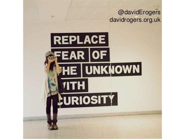 David rogers curiosity kits