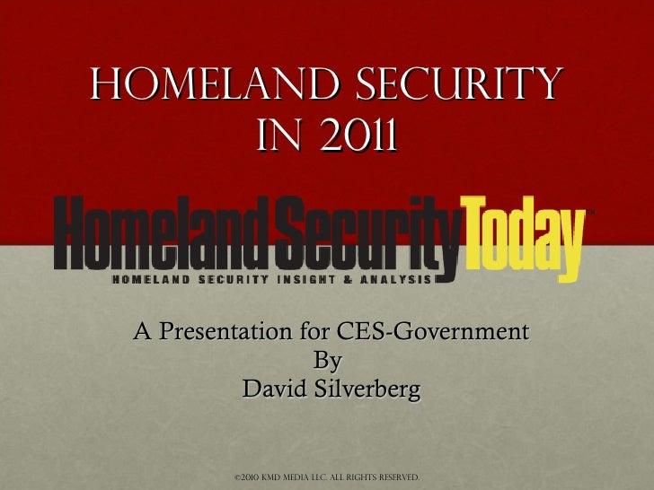 David silverberg presentation