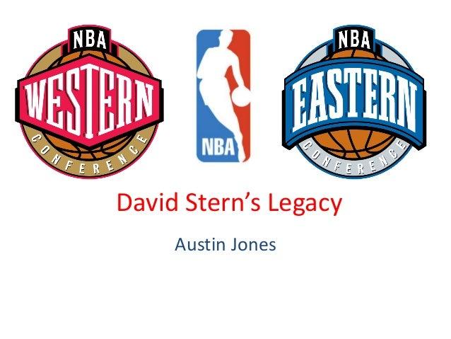 David stern's legacy