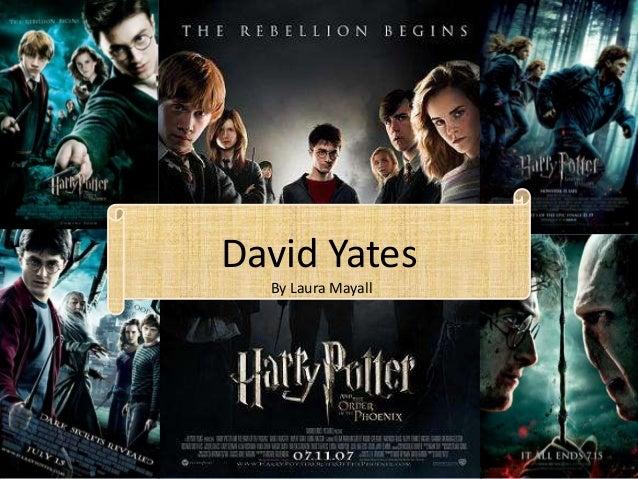 David Yates  By Laura Mayall