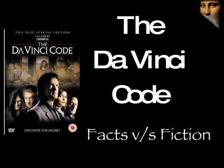 Da Vinci Code Facts Vs Fiction