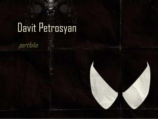 Davit_Petrosyan_portfolio