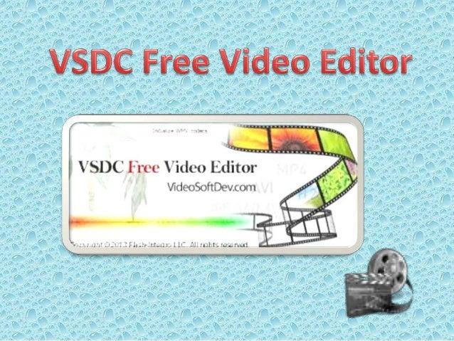 VSDC Free Video Editor, como indica su nombre es un programa gratuito y es aquel que nos permite editar archivos, videos e...