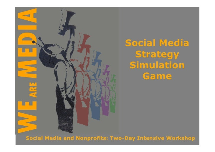 Social Media                                   Strategy                                  Simulation                       ...