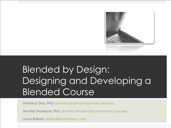 Blended by Design: Day 2