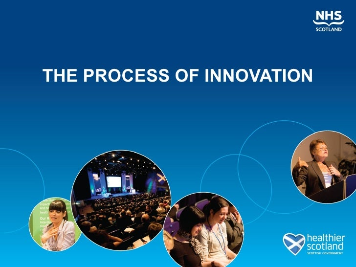 THE PROCESS OF INNOVATION