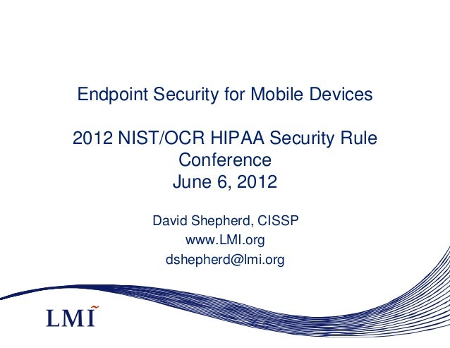 hipaa security rule for mobile devices Hipaa security for iphones oct 10, 2013 safe harbor from the hipaa breach notification rule would be to be increasingly from mobile devices have a higher.