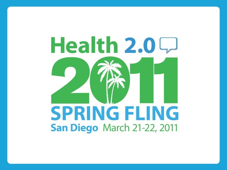 Spring Fling: Day 1 Intro (PDF)