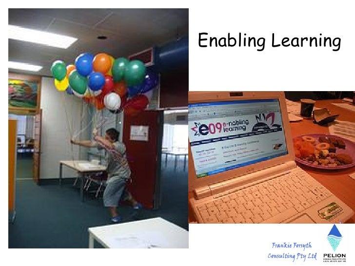 Edayz09 Day 1 Summary Frankie Forsyth Nov09